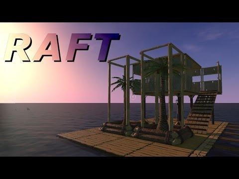 Raft - Rakennetaan lautta!