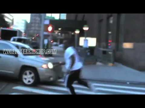 Charlamagne Jumped By Five Men Before Breakfast Club Show (Full Video)
