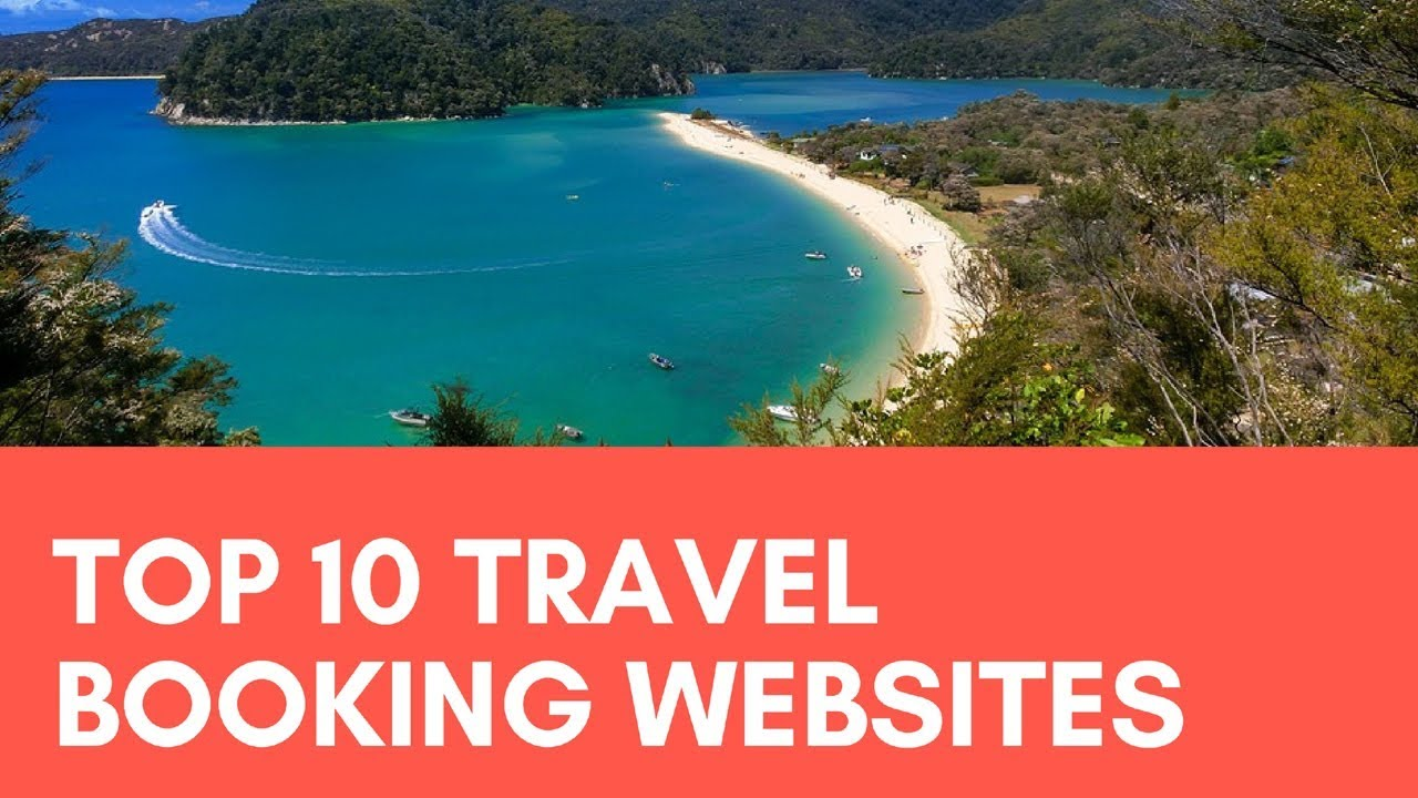 Top ten travel sites