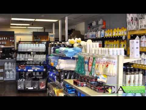 Janitorial Cleaning Supplies in Tucson by ICA Industrial Chemical of Arizona