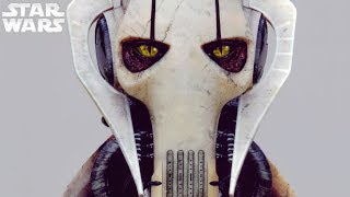 Star Wars CONFIRMS General Grievous's MOST PRIZED Lightsaber and Why
