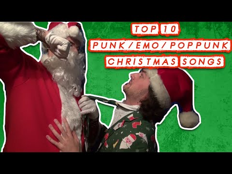 Top Ten Punk Rock Christmas Songs!