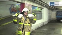 Sommergewitter fordert Feuerwehr