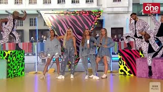 Little Mix Bounce Back The One Show.mp3