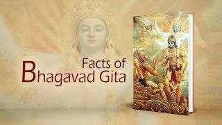 Facts of Bhagavad Gita