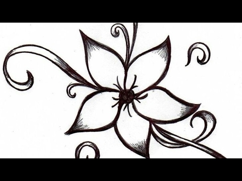 draw simple design