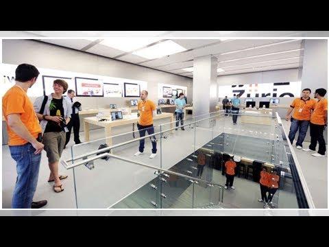 iPhone-Akku explodiert im Zürcher Apple-Store