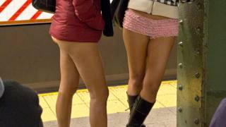 Repeat youtube video No Pants Subway Ride 2012