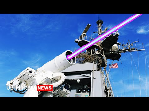 5 U.S. Weapons Trump Could Strike Iran With