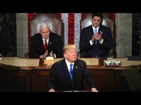 """China's reaction to Trump's State of the Union 