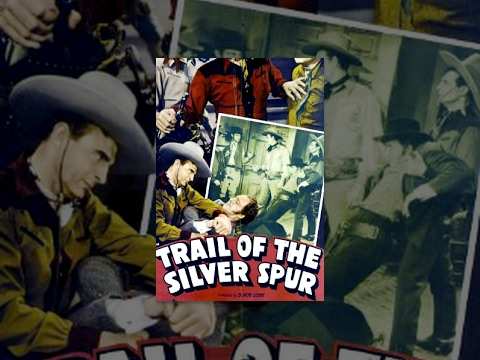 THE TRAIL OF THE SILVER SPURS  Ray Corrigan  Full Length Western Movie  English  HD  720p
