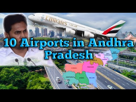 10 Airport in Andhra Pradesh /Top airports in Andhra Pradesh/ best airports in Andhra Pradesh/India