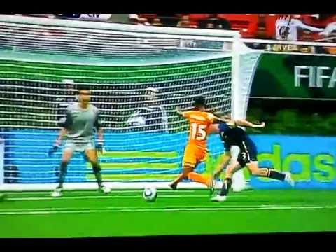 Paul Izzo save U/17 World Cup - Mexico 2011