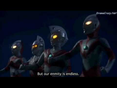 Ultraman Mebius and the ultra brothers part 1