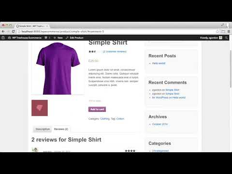 How To Create and Use Product Reviews in Woocommerce thumbnail