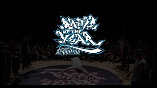 Daiskill vs Carito - Semifinal BGirls 1vs1 battle of the year cordoba argentina