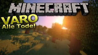 Minecraft VARO - ALLE TODE! [HD] | Syntax