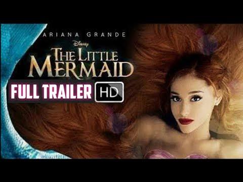 Download The Little Mermaid - Ariana Grande Full  Trailer #trending #viral #ariana #littlemermaid #movie