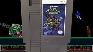 monster in my pocket nes mike bootsy