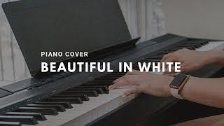 Beautiful In White - Shane Filan (Piano Cover)