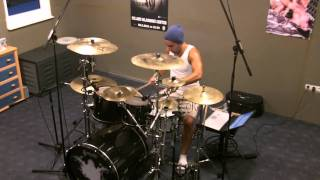 August Burns Red - The Eleventh Hour (Drum Cover) HD