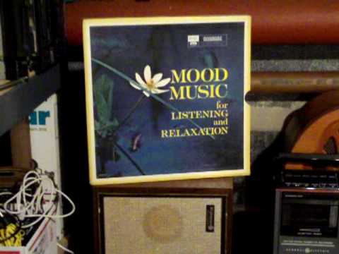 Reader's Digest LP box sets - Mood Music