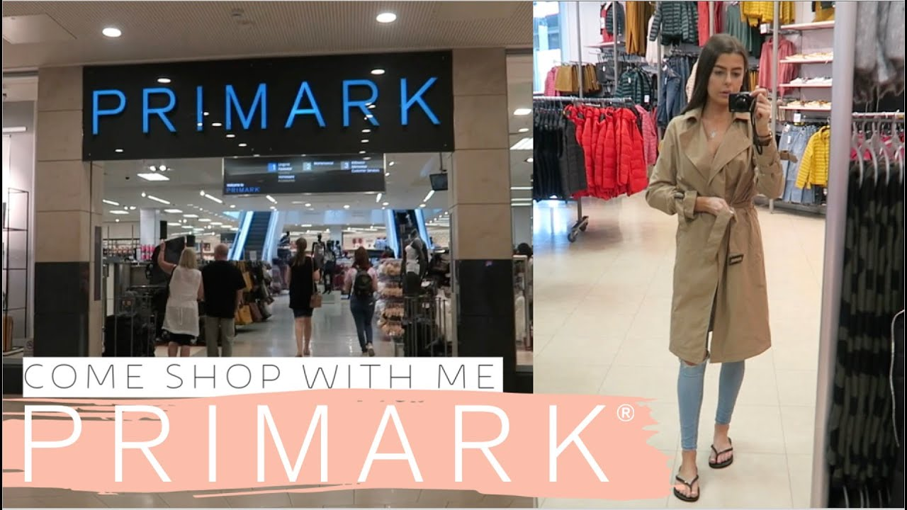 [VIDEO] - PRIMARK COME SHOP WITH ME | AUTUMN 2019 | HelloAmyy 1