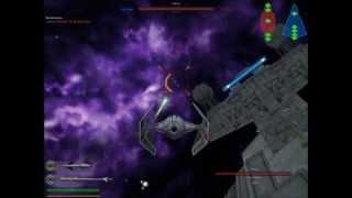 Star Wars Battlefront 2 - Epic Space Battle (Empire)
