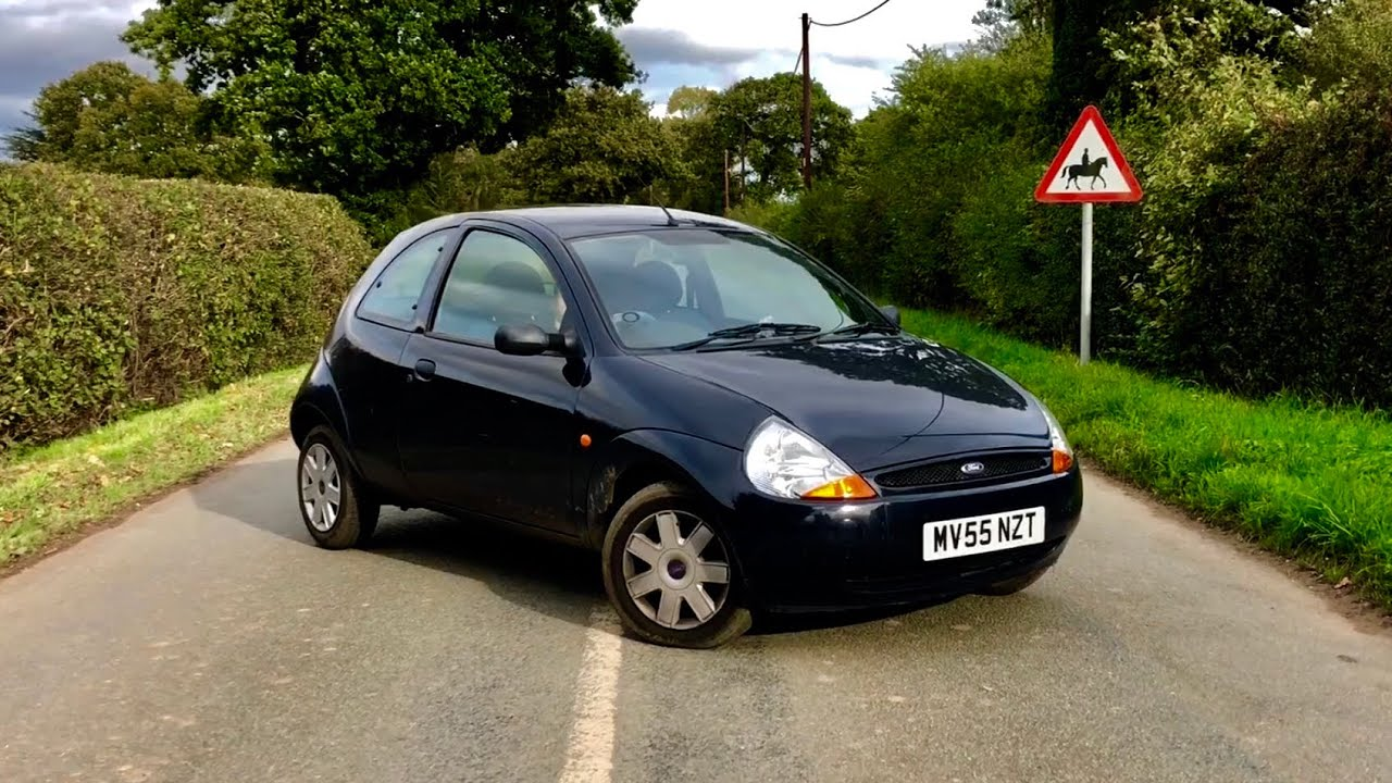 The Old Ford Ka