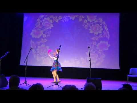 19.  Мария Ильинайте. Танец «Суматоха»