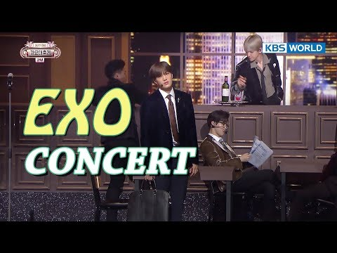 EXO CONCERT | 엑소 콘서트 [SUB: ENG/CHN/2017 KBS Song Festival(가요대축제)]