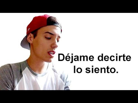 Leroy Sanchez - Sorry (Traducida al español and english lyrics) Mp3