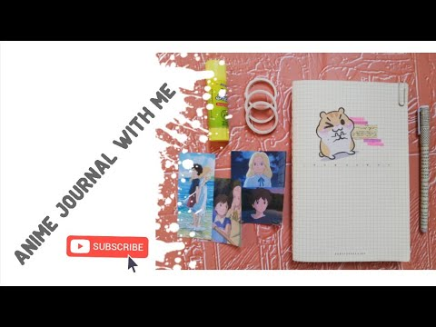 Anime Journal With Me When Marine was there