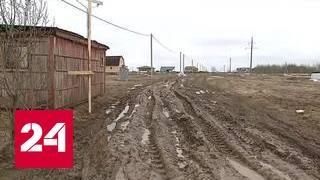 Невыездные семьи: в деревне Дуплёво ни пройти, ни проехать