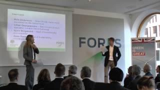 Gröna obligationer – erfarenheter från Storbritannien och Sverige