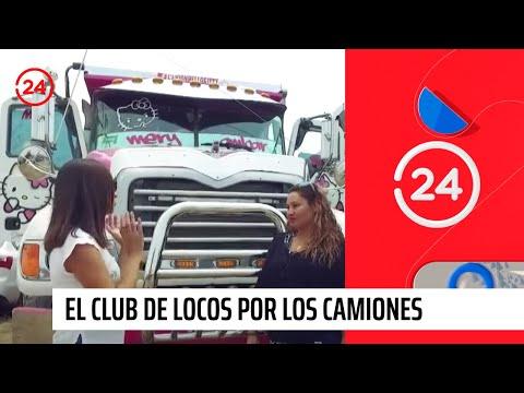 Reportajes 24 El club de locos por los camiones