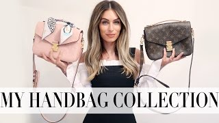 MY HANDBAG COLLECTION 2017 | Lydia Elise Millen