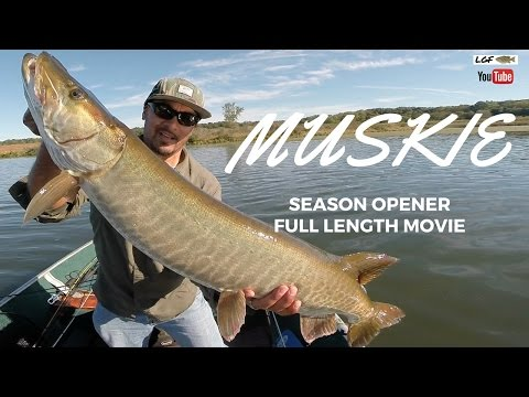 Muskie Season Opener - Full Movie - Muskie...