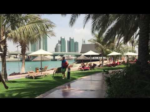 Beach Rotana Abu Dhabi май 2017