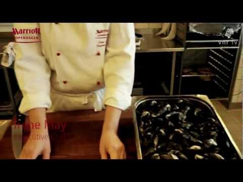 Marriott Hotel Copenhagen – Irene May – How To Cook Mussels