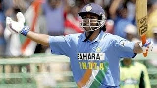 MS DHONI 1st ODI Century 148 | India vs Pakistan 2nd ODI 2005 Highlights