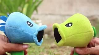 Plants vs Zombies Plush Toys  Garden Warfare  - MOO Toy Story