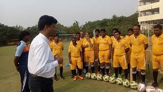 AIFF D LICENSE COURSE IN HYDERABAD