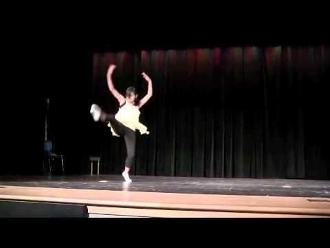 Makeila's dance - 8th grade talent show at Granite Oaks Middle School.m4v