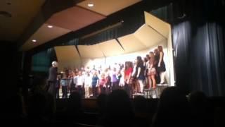 SSA Michigan Regional Honors Choir 2012 Alma Michigan