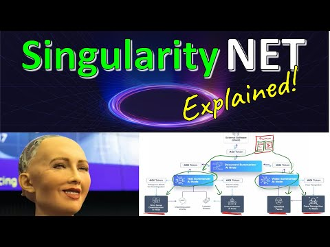 SingularityNET – A Decentralized, Open Market and Network for AIs (Whitepaper Explained)