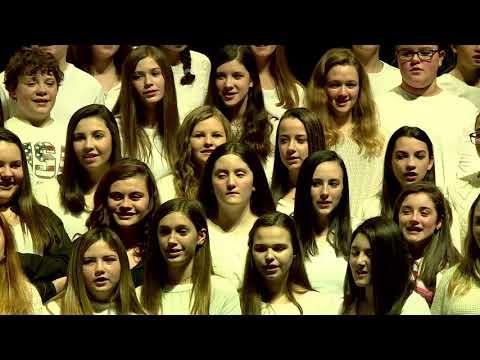 Abington Middle School Grade 7 & 8 Holiday Concert; 12/18/2019