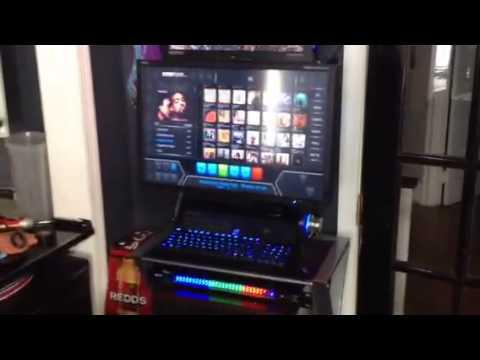 My second homemade jukebox.... - AVS Forum | Home Theater ...