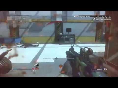 Cod Ghosts:GB snd clip 2 piece plus Career ender