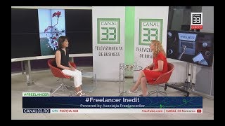 #Freelancer Inedit, din Japonia în România, cu Ayako Funatsu